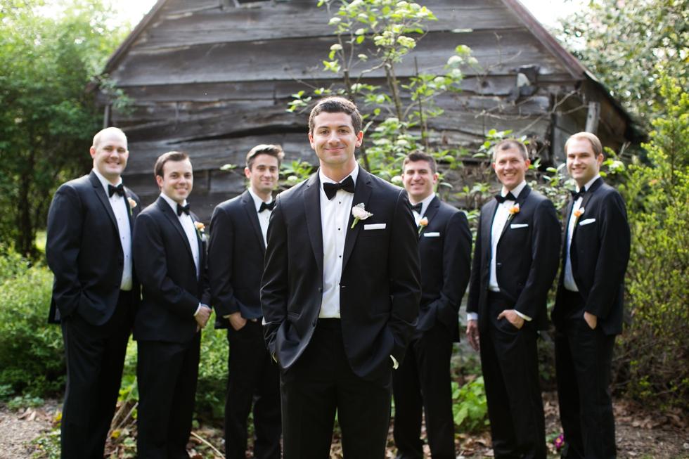 Men's Wearhouse Groom - Elkridge Furnace Inn