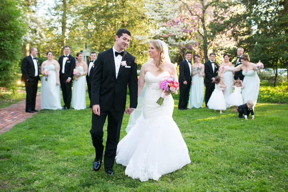 Philadelphia Wedding Party - Kleinfeld