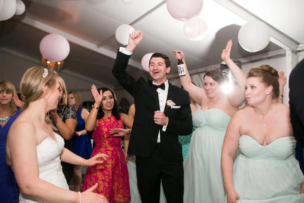 Elkridge Furnace Inn Reception - Tented Party