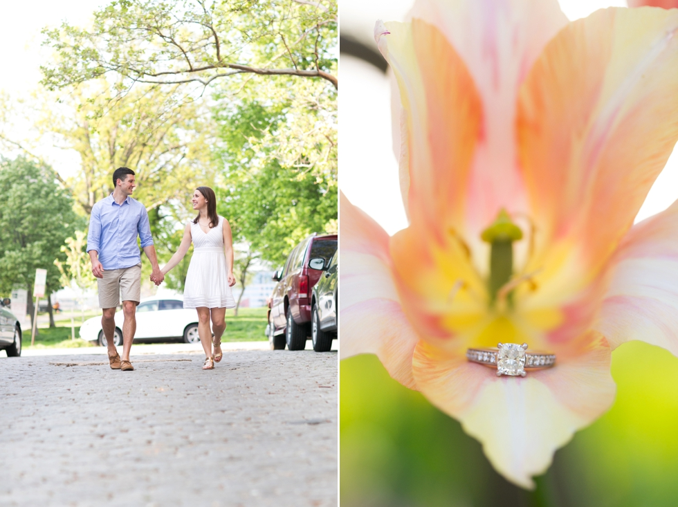 Federal Hill Engagement Ring