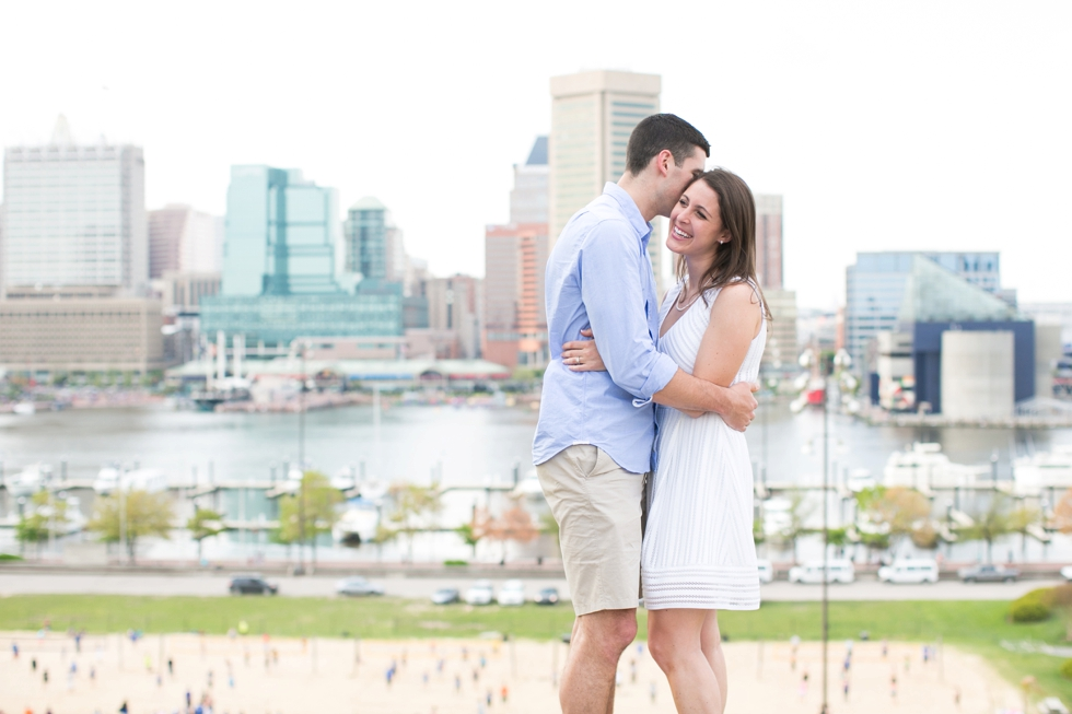 Baltimore JCrew engagement outfit