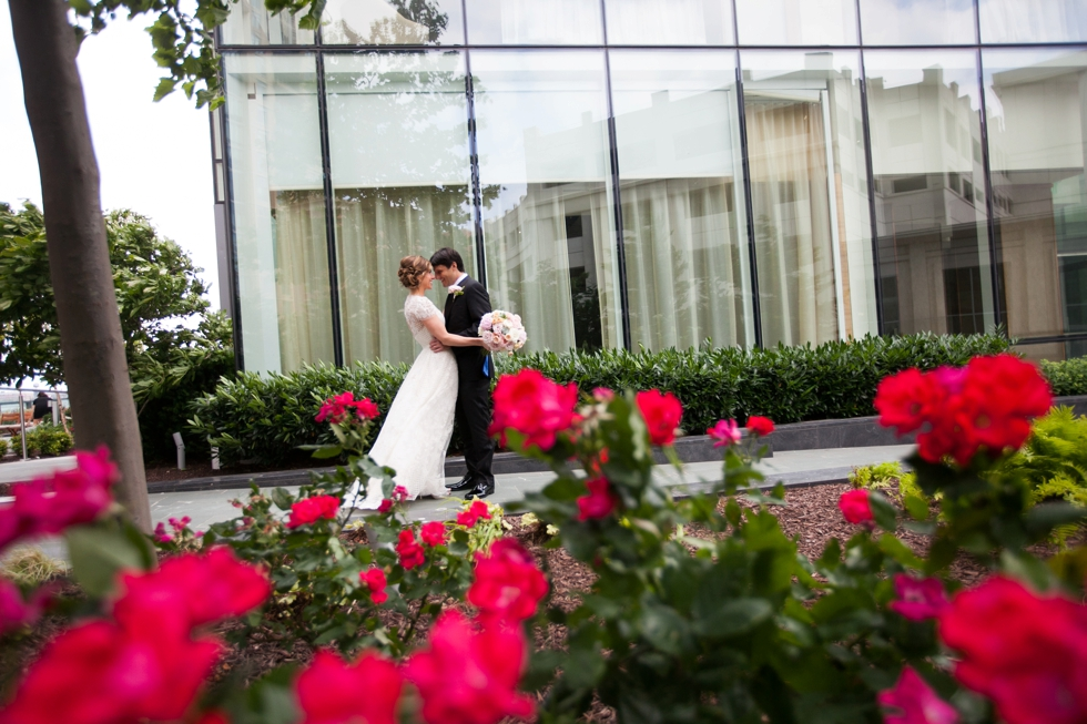 Four Seasons wedding photographer - Emily & John