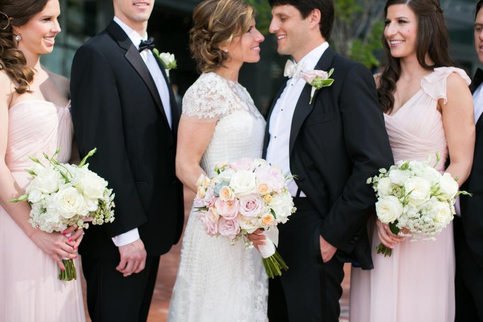 Four Seasons Wedding party