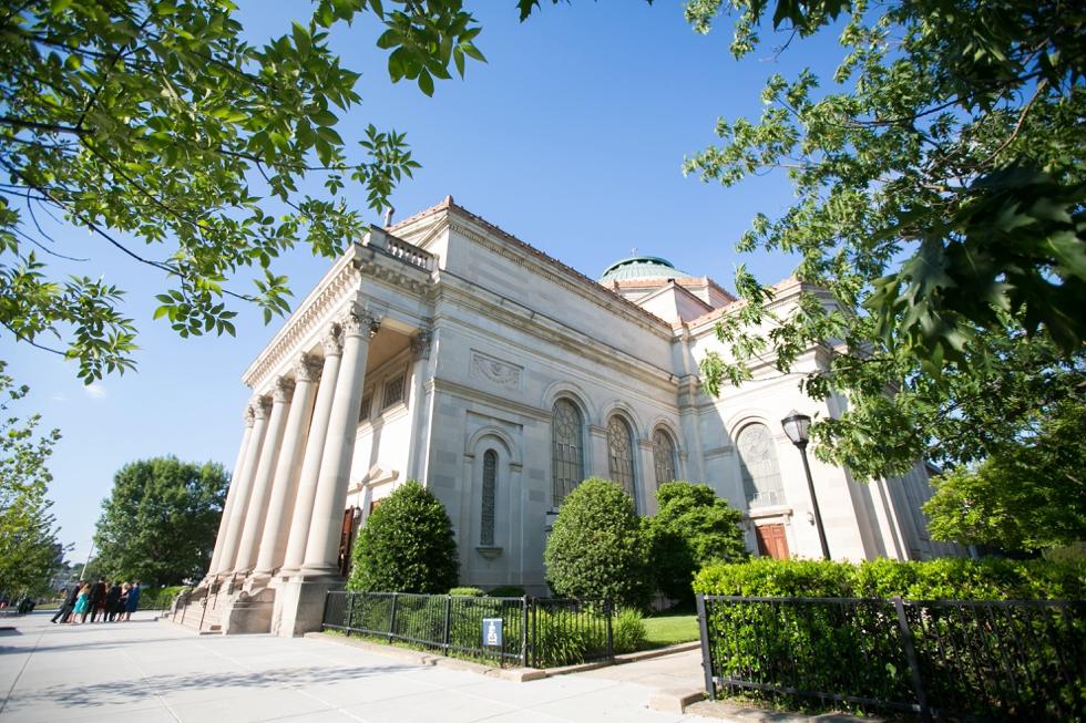 St. Philip & James Church - Four Season Wedding Ceremony