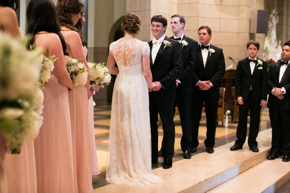 St. Philip & James Church Wedding Ceremony