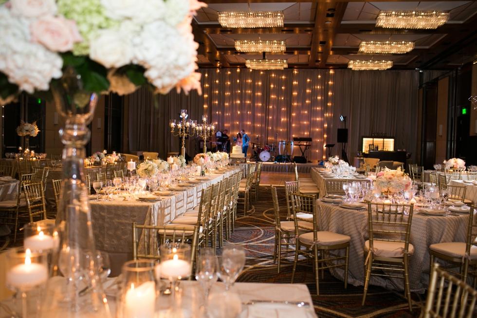 Four Seasons Hotel - Elizabeth Bailey Wedding design