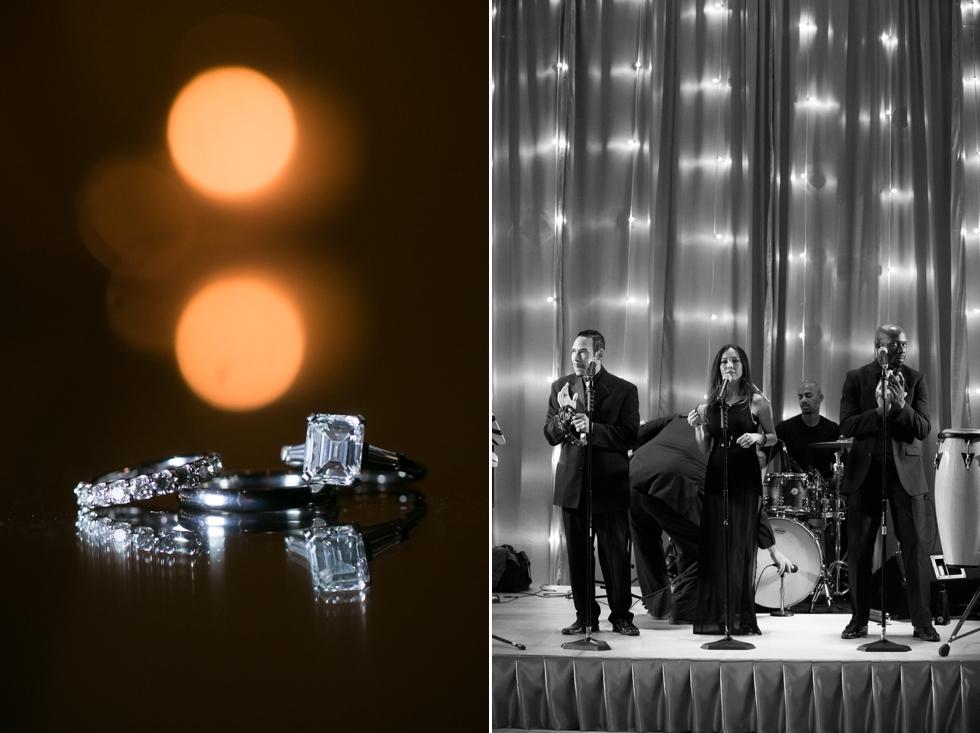 Spectrum Wedding Band - Elizabeth Bailey Wedding design
