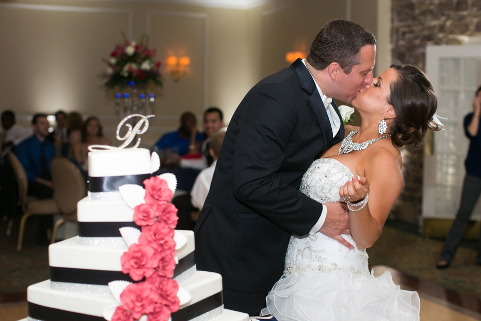 Philadelphia wedding cake