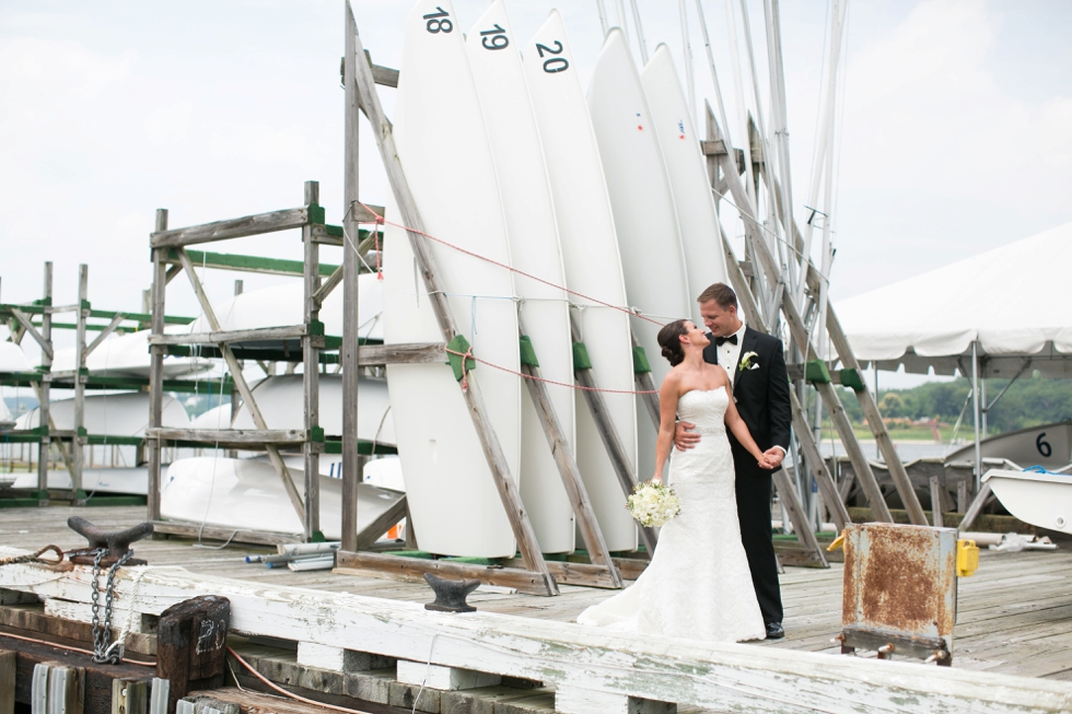 Naval Academy Santee Basin Wedding Photographer