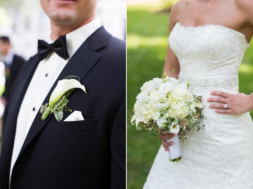Radford Terrace USNA Wedding Photographs