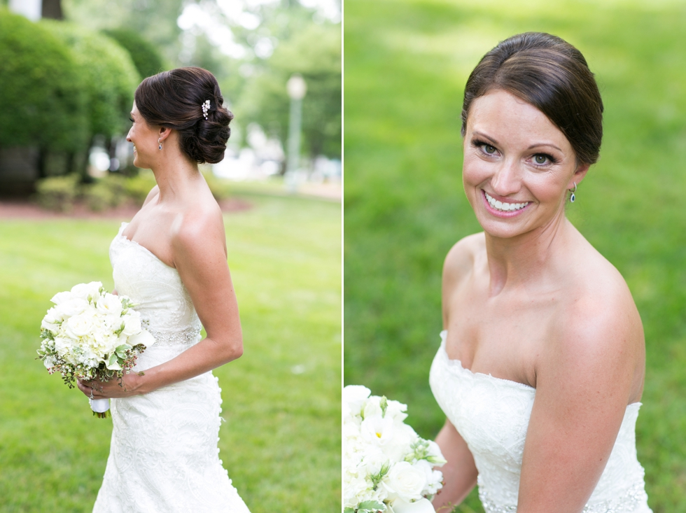 USNA Bridal Photographer