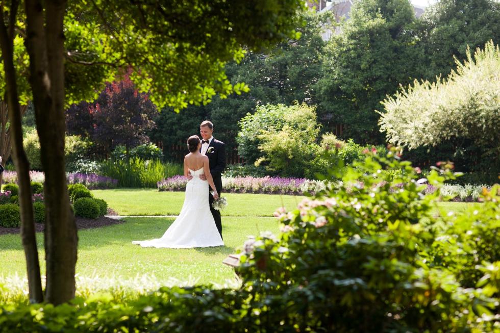 Buchanan Garden Naval Academy wedding Photographer
