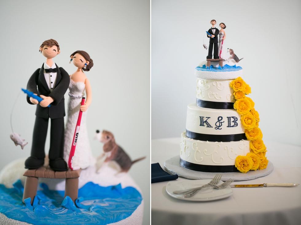 Kent Manor Inn Wedding Photographer - Caroline's Cakes