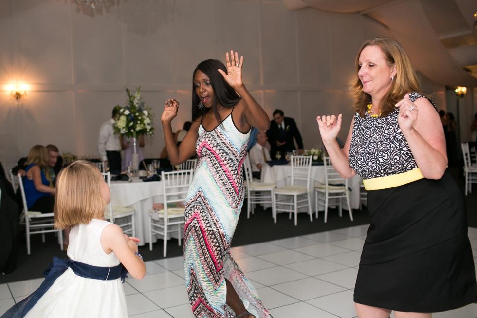 Mixing Maryland - Kent Manor Inn Wedding Reception