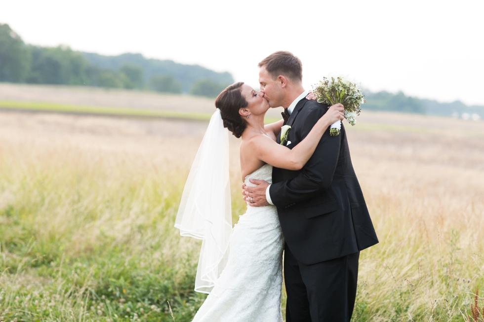 Allure Bridals - Naval Academy Wedding Photographer