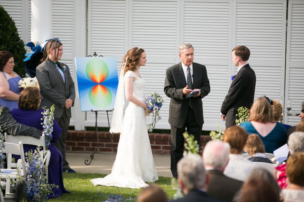 Destination wedding photographer - Chesapeake Bay Beach Club