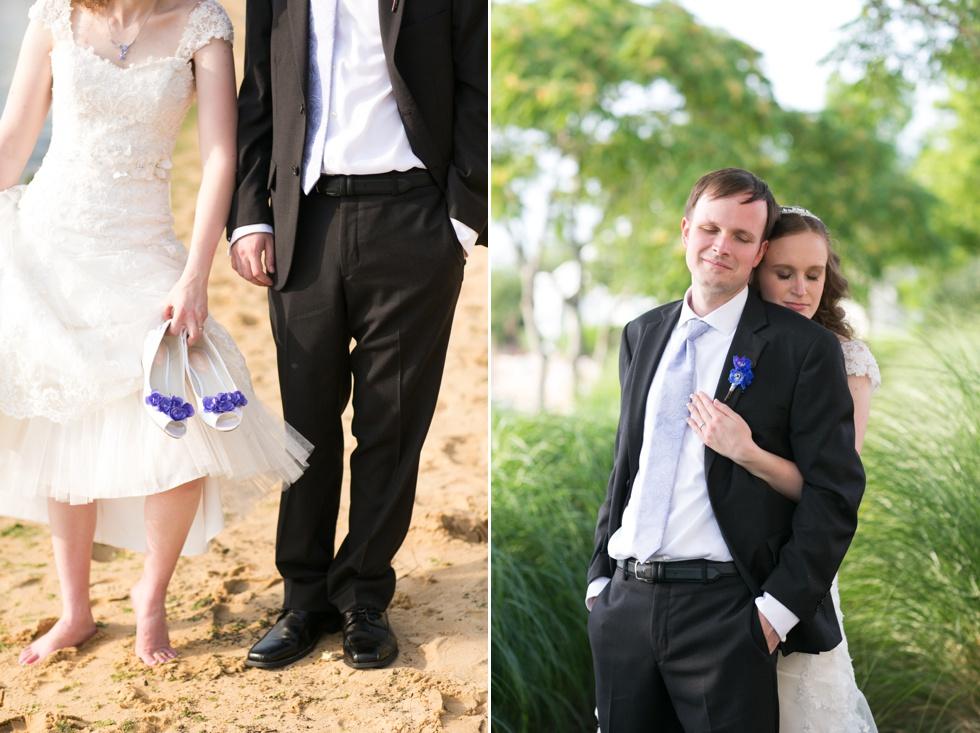 Chesapeake Bay Beach Club Wedding - Elizabeth Bailey weddings