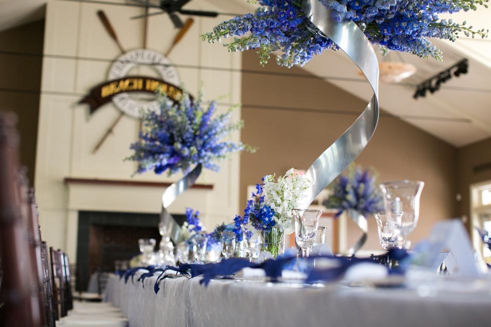Beach Club Wedding - Intrigue Designs