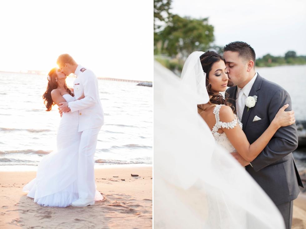 Chesapeake Bay Beach Club Wedding Associate Photographer