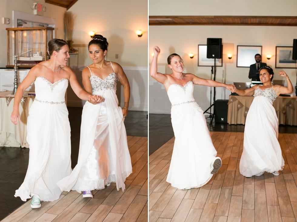 Chesapeake Bay Beach Club Wedding Photographer - Tavern Ballroom
