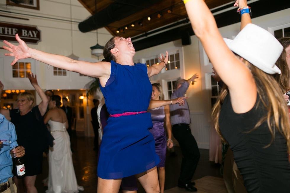 Two Brides First Dance - Chesapeake Bay Beach Club Wedding Photographer