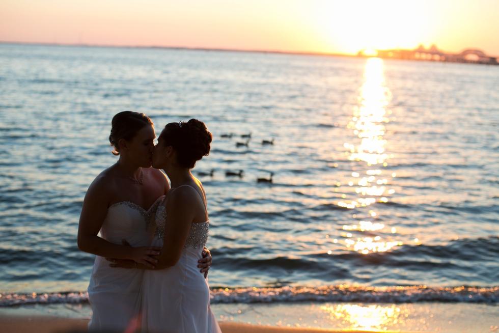 Shore LGBT Wedding Photographer