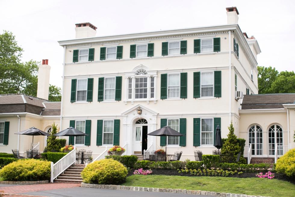 Pen Ryn Mansion - Philadelphia Riverfront Wedding Venue