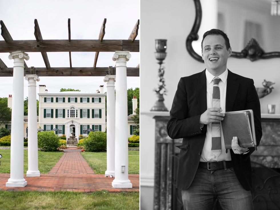 Bucks County Wedding Rehearsal - Philadelphia Wedding Photographer