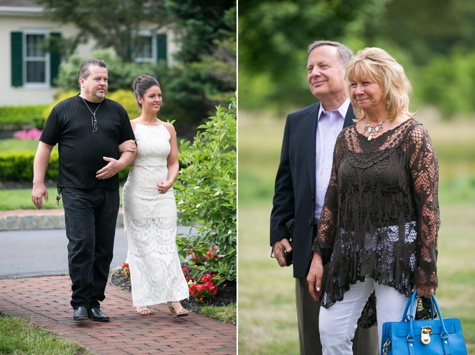 Pen Ryn Estate Philadelphia wedding Father Daughter