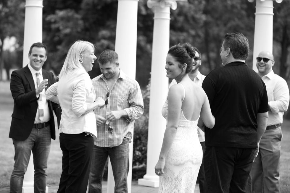 Pen Ryn Estate Philadelphia wedding Rehearsal