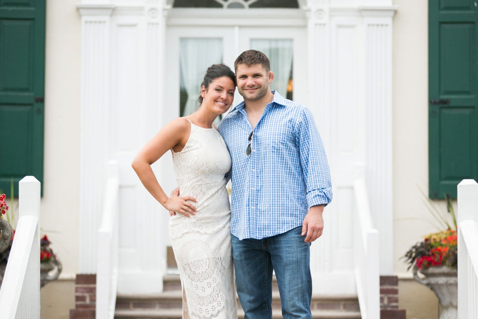 Philadelphia Wedding rehearsal at Pen Ryn Mansion