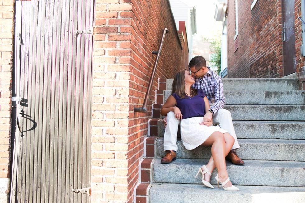 Annapolis Lifestyle Engagement Photography