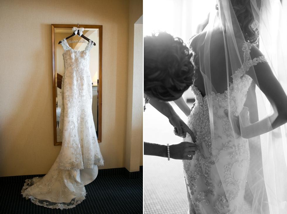 Eastern Shore wedding dress - Sottero and Midgley
