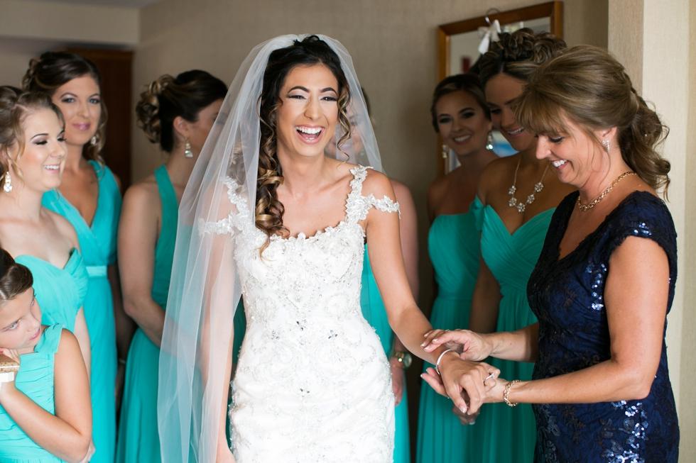 Eastern Shore wedding photographer - Sottero and Midgley