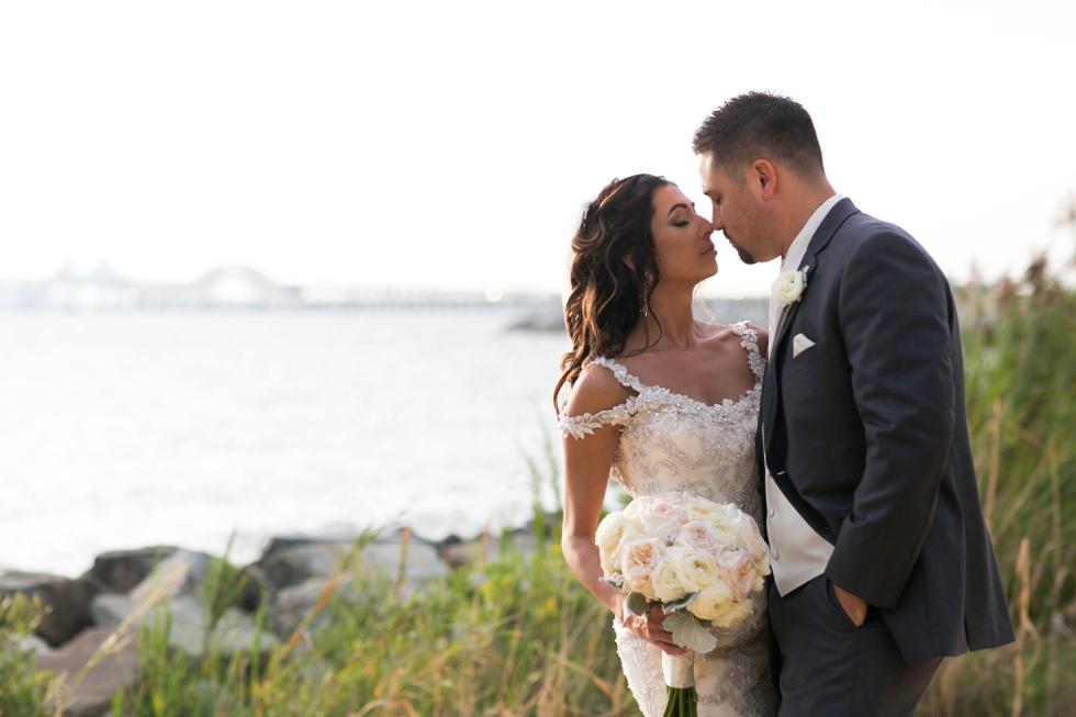 Beach Wedding Photographs - My Flower Box Events Florals