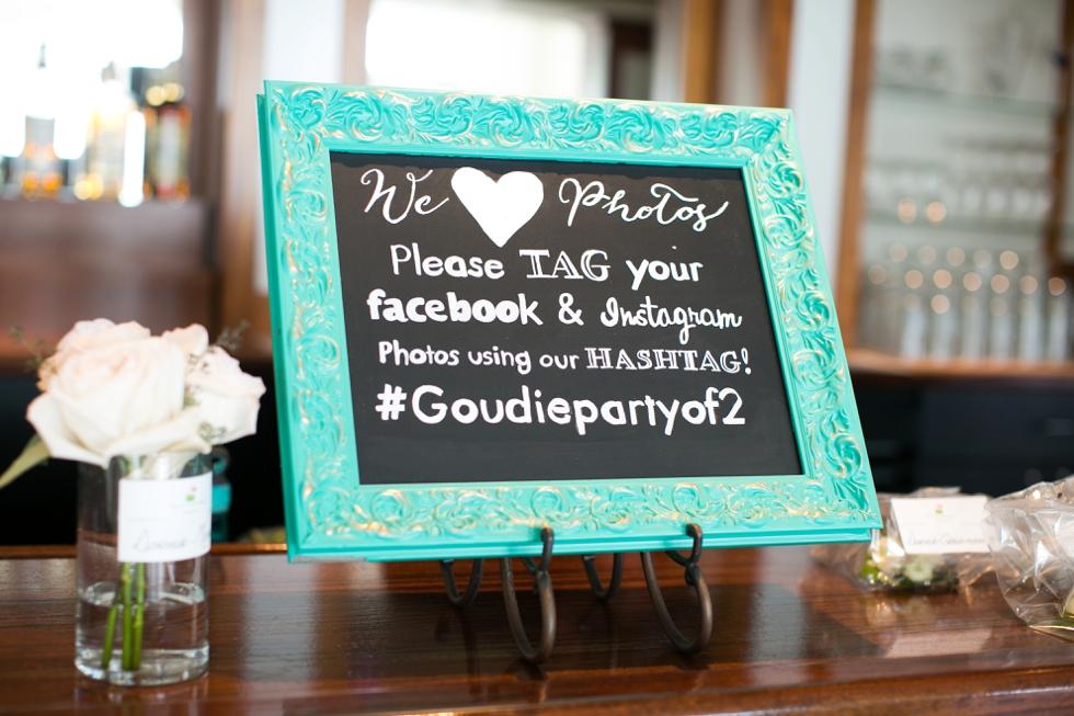 Shore Wedding Reception - Chesapeake Bay Beach Club