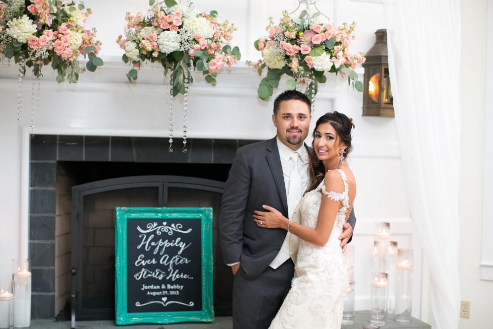 Shore Wedding Reception - My flower box events