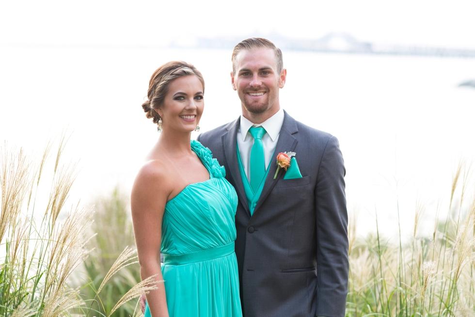 Bay bridge wedding photographers