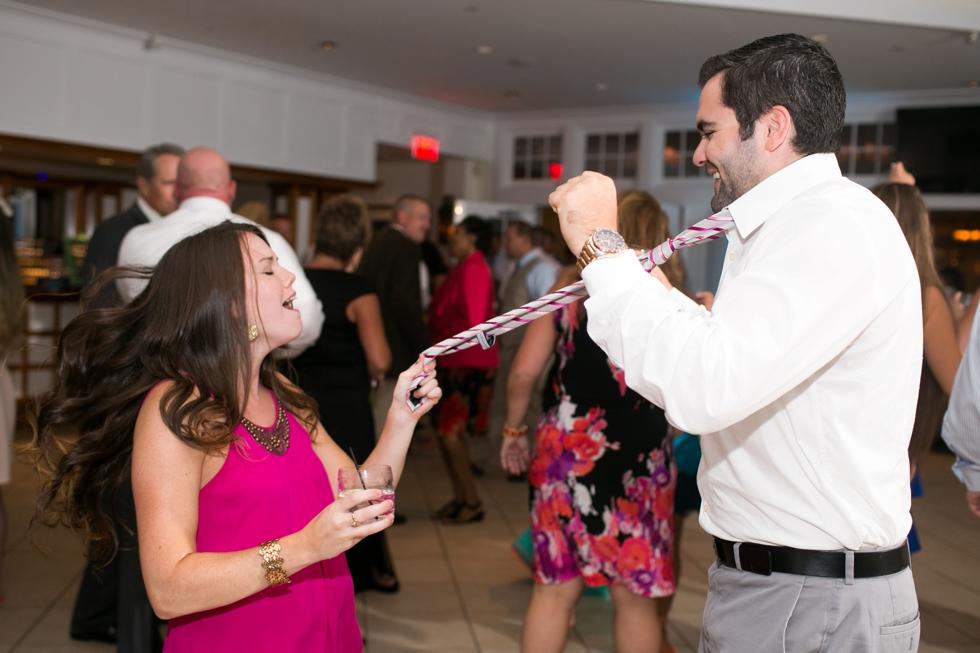 Chesapeake Shore wedding Reception