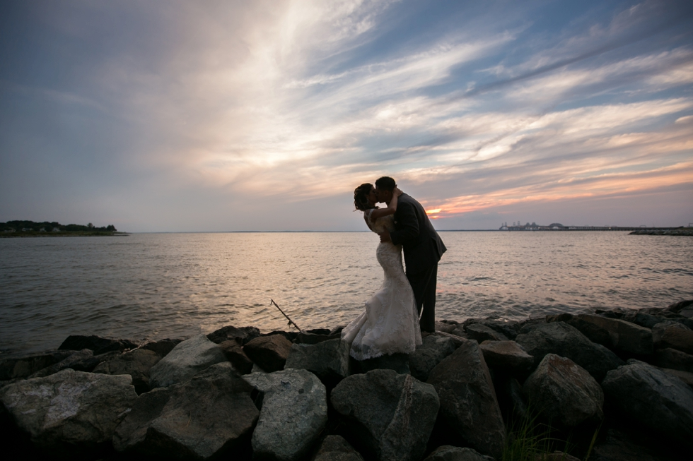 Philadelphia Wedding Photographer - Chesapeake Bay Beach Club