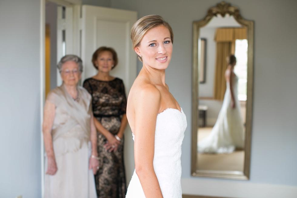 Tidewater Inn Wedding - Lovely Bride