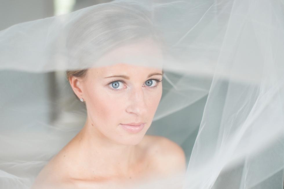 Tidewater Inn Wedding - Lovely Bride Mother's Veil