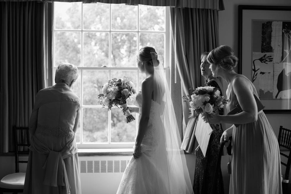 Wedding at the Tidewater Inn