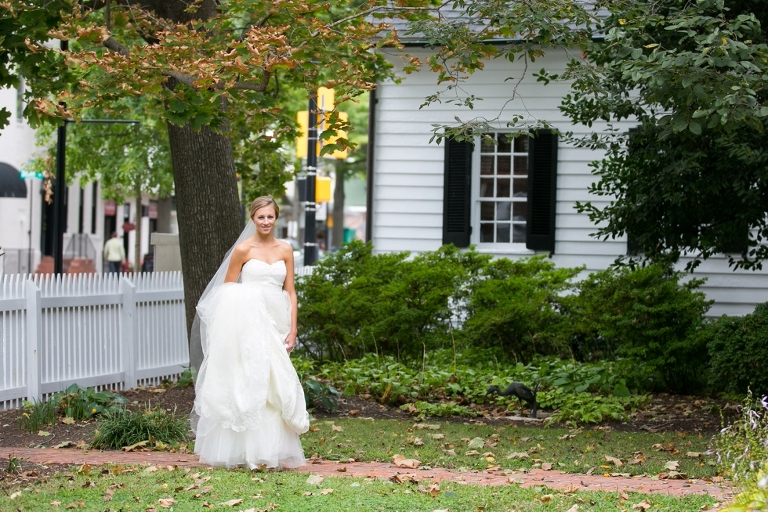 Estate Wedding on the Shore