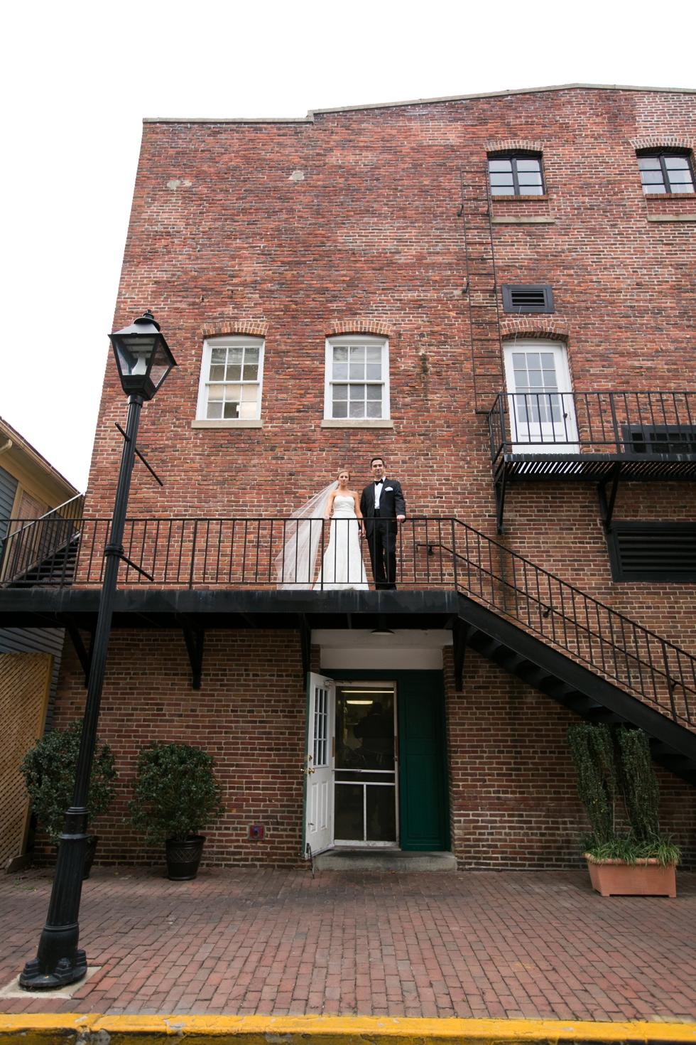 Easton - Elegant Wedding Photographs in Maryland