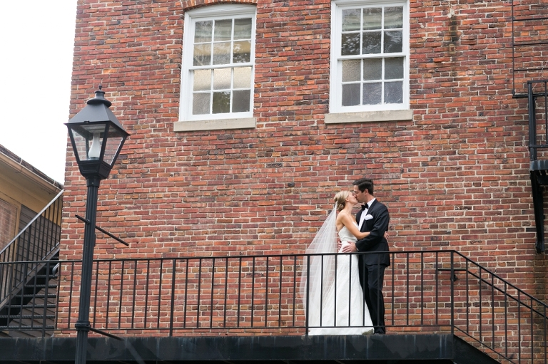 Easton - Urban Wedding Photographs in Maryland