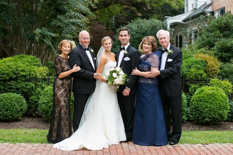 Estate Wedding in Easton Maryland