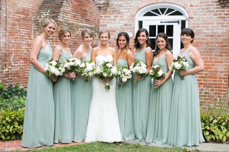 Tidewater Inn Easton Wedding Photographer - Jcrew Bridesmaid