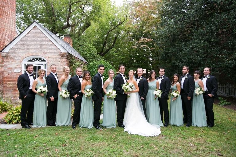 Tidewater Inn Easton Wedding Photography