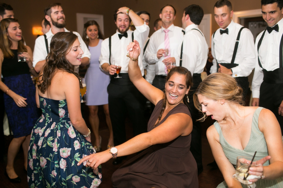 Tidewater Inn Reception - Philadelphia Wedding Photographer